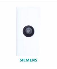 SIEMENS เต้ารับโทรทัศน์ 5TG9 858-2PB01 ขาว