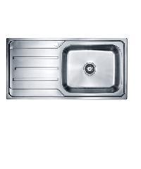 HAFELE อ่างล้างจาน 1 หลุม พักซ้าย 495.39.299