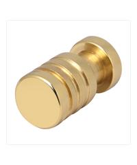 HAFELE ชุดปุ่มจับทองเหลืองสีทองเงา ขนาด 22 มม.   481.22.110