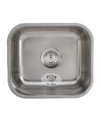 HAFELE อ่างล้างจาน 1 หลุมไม่มีที่พัก 495.39.322