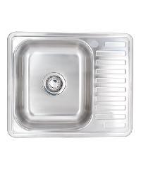 HAFELE อ่างล้างจาน 1 หลุมมีที่พัก 495.39.276