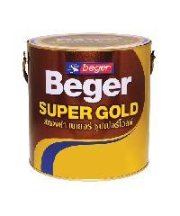 Beger สีน้ำมันอะครีลิกสีทองคำ (เฉดสีทองคำสวิส) A/E234 สีทอง