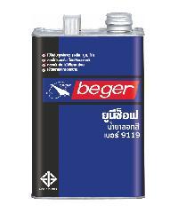 Beger น้ำยาลอกสี 1GL UNISOFT