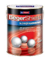 Beger สีน้ำมันเคลือบเงา เบส A Beger Shield (NEW) กล. สีน้ำมันเคลือบเงา เบส A Beger Shield (NEW) กล.
