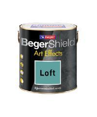 Beger เบเยอร์ชิลด์ อาร์ทเอฟเฟ๊กซ์ลอฟท์ AF-0270(ดำ) สีดำ