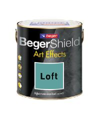 Beger เบเยอร์ชิลด์ อาร์ท เอฟเฟ็กซ์ ลอฟท์ AF-0204 (เขียว) ชุด  AF-0204 (เขียว)