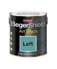 Beger สีเบเยอร์ชิลด์ อาร์ท เอฟเฟ็กซ์ ลอฟท์ #AF-0205 Yellow ชุด AF-0205