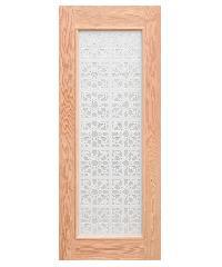 D2D ประตูไม้ดักลาสเฟอร์ 90 x 200 cm. D2D-601