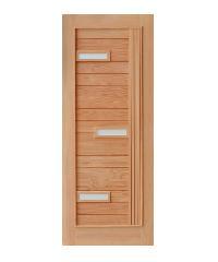 D2D ประตูไม้ดักลาสเฟอร์ D2D-511 Plus 80 x 200 cm. D2D-511 Plus