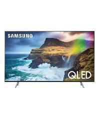 SAMSUNG โทรทัศน์ QLED TV ขนาด 55  นิ้ว QA55Q75RAKXXT สีดำ