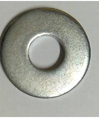 uheng แหวนอีแปะ ชุบขาว 5/16 นิ้ว