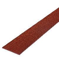 DURA ไม้ฝาดูร่า 0.8x15x400 ซม. ไม้แดง