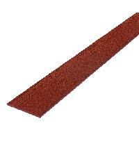 DURA ไม้ฝาดูร่า 0.8x20x300 ซม. ไม้แดง สีแดง