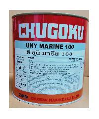 Chugoku ยูนิมารีน A100 #สีใส