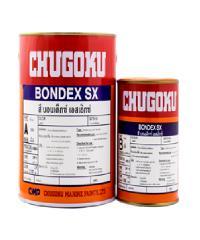 Chugoku บอนเด็กซ์ A SX สีน้ำเงิน