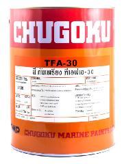 Chugoku สีกันเพรียงทีเอฟเอ 30 ชูโกกุ  TFA 30 สีแดง