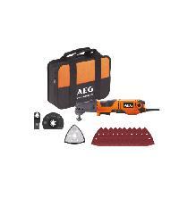 AEG ชุดเครื่องมือเอนกประสงค์  300W พร้อมหัวต่อ 1 หัว OMNI300 KIT1 สีส้ม