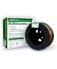 LONGWELL  ลวดเชื่อม Co2 เหล็ก 0.8mm.(5Kgs./ลัง)  ER70S-6