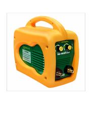 LONG WELL เครื่องเชื่อมไฟฟ้า ระบบอินเวอร์เตอร์ MMA-150 HDPE Eco + เหลือง