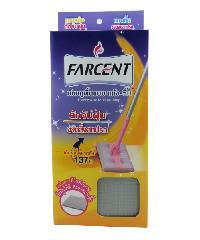 Farcent ไม้ถูพื้นเอนกประสงค์  W-701