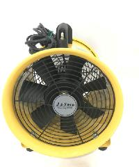REX พัดลมอุตสาหกรรม DF-250E สีเหลือง