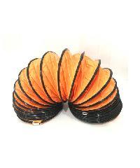 REX ท่อลมระบายอากาศ DF-230 สีส้ม