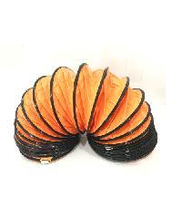 REX ท่อลมระบายอากาศ DF-320 สีส้ม