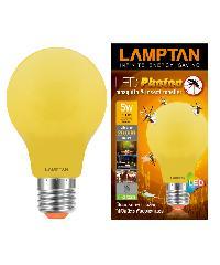 LAMPTAN หลอดแอลอีดี  ไล่ยุง 5W. สีเหลือง