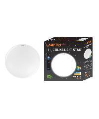 LAMPTAN โคมแอลอีดี  14 วัตต์  Ceiling Star แสงเดย์ไลท์