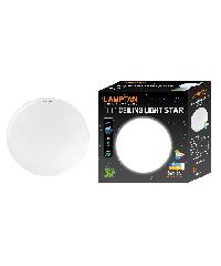 LAMPTAN โคมซาลาเปาแอลอีดี สตาร์ 18W เดย์ไลท์ LED Ceiling Lamp