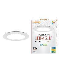 LAMPTAN โคมแอลอีดีดาวน์ไลท์ 15W (กลม)  Ultra slim แสงเดย์ไลท์