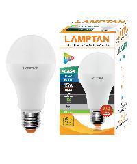 LAMPTAN หลอดแอลอีดี บั๊บ 15วัตต์ เดย์ไลท์ LED bulb bright ขาว
