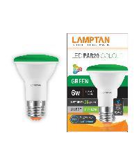 LAMPTAN หลอดLED PAR20 6W P.10 เขียว
