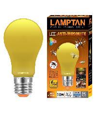 LAMPTAN หลอดแอลอีดี Bulb ไล่แมลง 10W  P.10