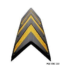 Protx ยางกันชนขอบเสา 100x9x1Cm.   PQS-OBC-213