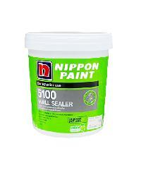 NIPPON สีรองพื้นปูนใหม่ นิปปอน 5100วอล ซีลเลอร์  ขนาด 5 กล. ขาว