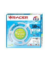 RACER แอลอีดี Super Bright Magnet 18W. RACER 13101LLCL000041 ขาว