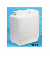 ตรามือ แกลลอนน้ำดื่ม แบบเหลี่ยม 20 ลิตร RW.9239 สีสภาพวัถตุดิบ