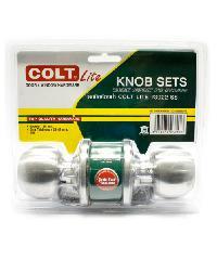 COLT ลูกบิดห้องน้ำ COLT LITE #3022 SS รุ่นแผง ลูกบิดห้องน้ำ COLT LITE #3022 SS รุ่นแผง สีโครเมี่ยม