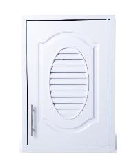 Polywood ตู้แขวนเดี่ยว ABS    M-SERIES TW M-11  สีขาว