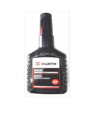 WUERTH น้ำยาทำความสะอาดหัวฉีดดีเซล 0893565125 ดำ