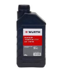 WUERTH น้ำมันเครื่อง 1 ลิตร  ENGING OIL-UNIVERSAL-15W40-1LTR