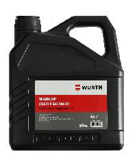 WUERTH น้ำมันเครื่องกึ่งสังเคราะห์  4 ลิตร ENGING OIL-(SELECT A)-5W30-4LTR