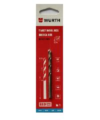 WUERTH ดอกสว่าน เจาะเหล็ก ขนาด 4.5 mm. DIN 338 HSS 4.5 mm.