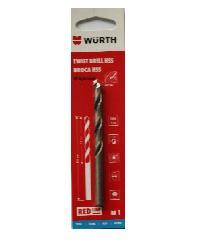 WUERTH ดอกสว่าน เจาะเหล็ก ขนาด 6.5 mm. DIN 338 HSS 6.5 mm.
