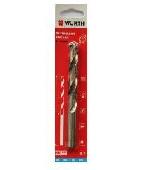 WUERTH ดอกสว่าน เจาะเหล็ก ขนาด 11.5 mm. DIN 338 HSS 11.5 mm.