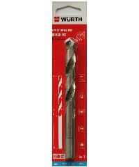 WUERTH ดอกสว่าน เจาะเหล็ก ขนาด 13.0 mm. DIN 338 HSS 13.0 mm.