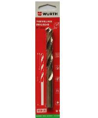 WUERTH ดอกสว่านเจาะสแตนเลส ขนาด 11.5 mm. DIN 338 /HSCO 11.5 mm.