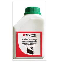 WUERTH น้ำยากันสนิมลดความร้อนหม้อน้ำ  089200105 ขาว-เขียว