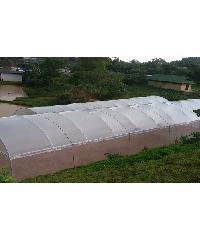 ENVI-GREEN ผ้าพลาสติกโรงเรือน  0.15มม.  4 x 100 M  สีขาว